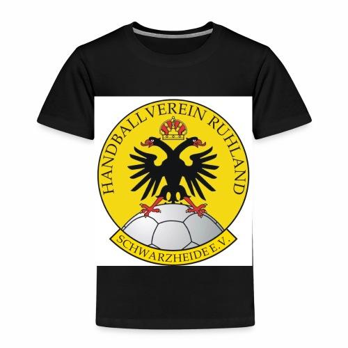 HV Ruhland Logo - Kinder Premium T-Shirt