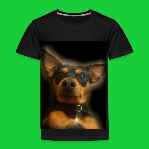 Bunny Black - Kinder Premium T-Shirt