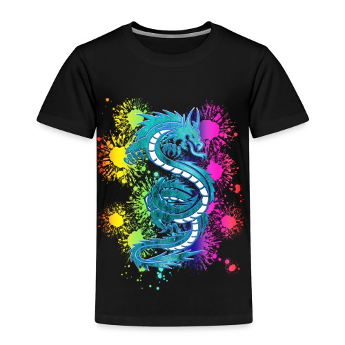 drache2 - Kinder Premium T-Shirt