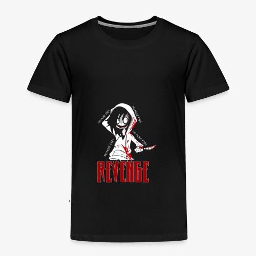 REVENGE x NO MORE PAIN - Premium-T-shirt barn
