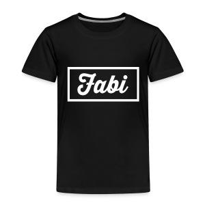 Fabi dla młodszych - Koszulka dziecięca Premium