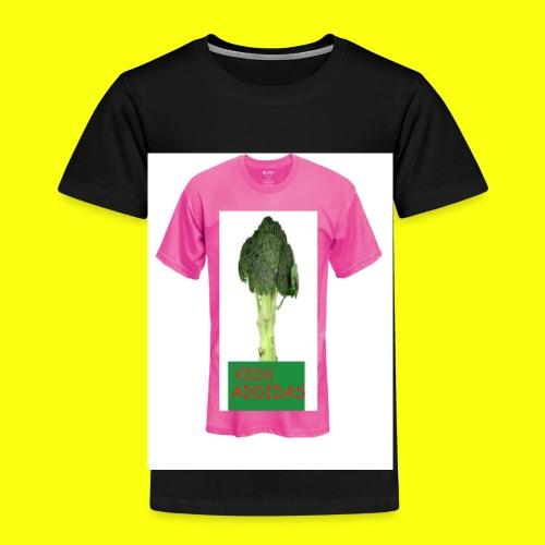 Addids Brocolo - Premium T-skjorte for barn