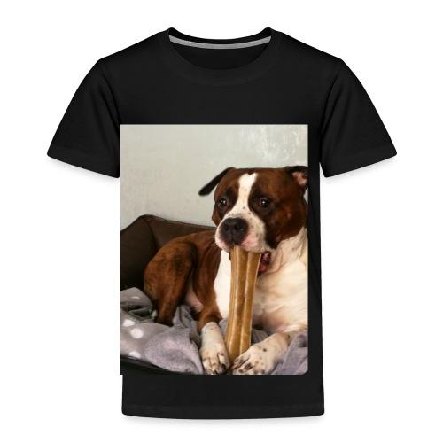 American Staffordshire Terrier - Kinder Premium T-Shirt