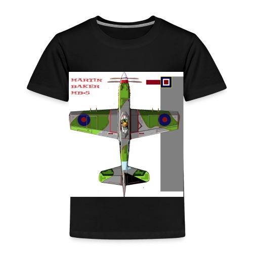 Martin Baker MB 5 - Kids' Premium T-Shirt