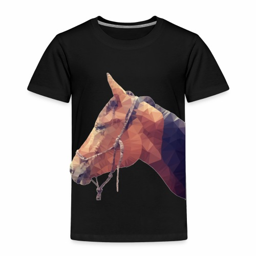 Safiro Polygon - Kinder Premium T-Shirt