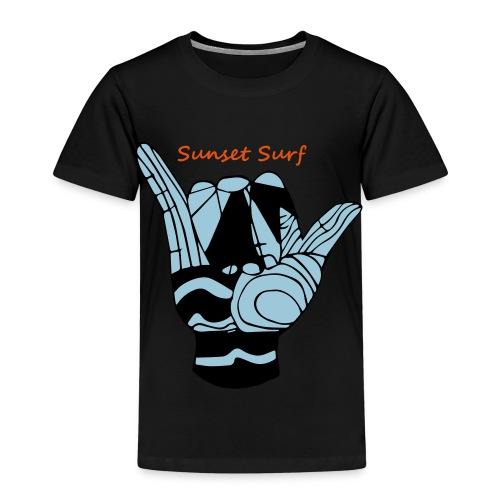 Shaka Surf - Kinder Premium T-Shirt