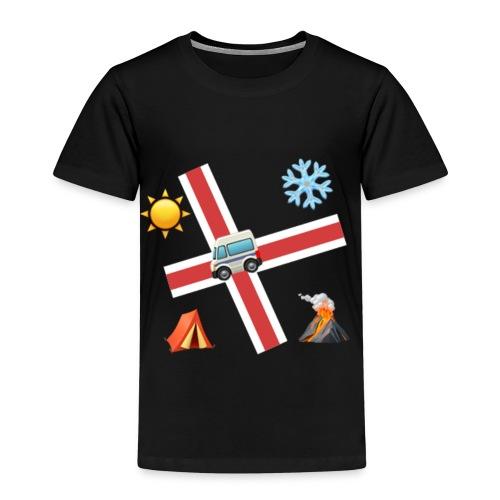 Islandia - Camiseta premium niño