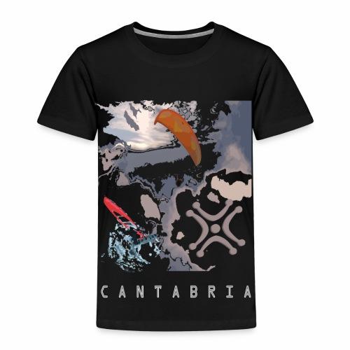 Diseño Adiswebs escenas tierruca 03 - Camiseta premium niño