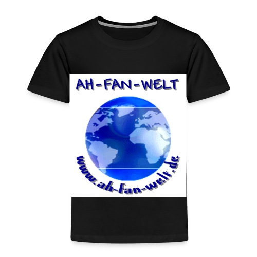 AH FAN WELT - Kinder Premium T-Shirt