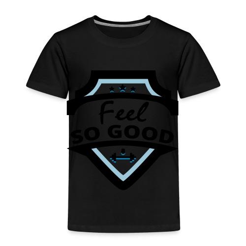 feelsogood white - Kinderen Premium T-shirt