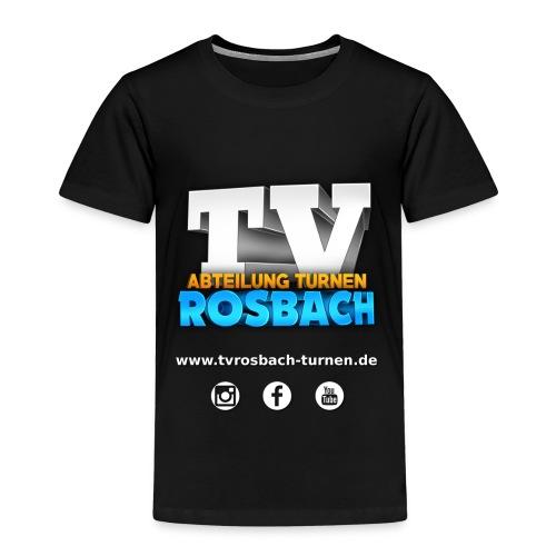 TVROSBACH LOGO Hinten - Kinder Premium T-Shirt