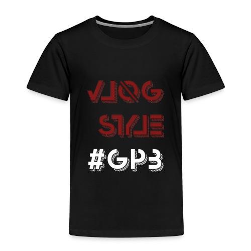 GPB Vlog Merch - Kinder Premium T-Shirt