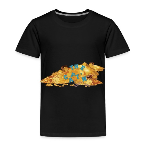 Captain Merch Logo - Kids' Premium T-Shirt
