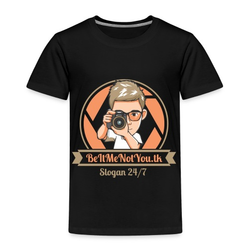 Second Logo - Kids' Premium T-Shirt