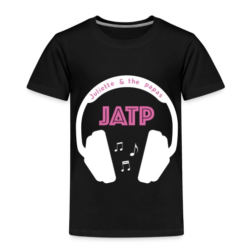 CASQUE AUDIO BLANC - T-shirt Premium Enfant