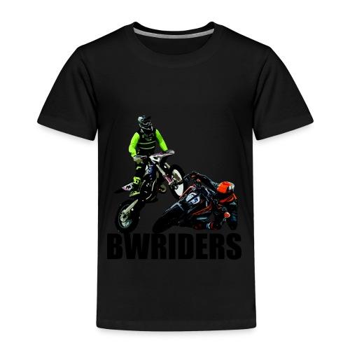 BWRIDERS Katy&Husky - Kinder Premium T-Shirt