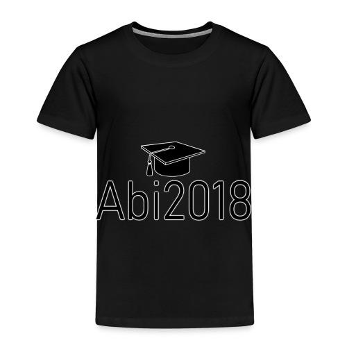 Abi2018 - Abitur2018 - Gymnasium Schulabschluss - Kinder Premium T-Shirt