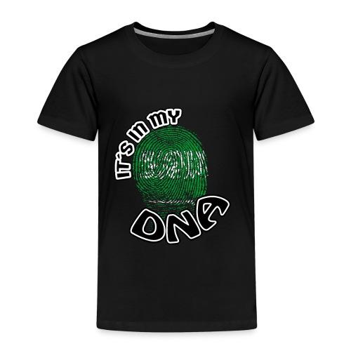 Geschenk Its in my dna dns roots Saudi Arabien - Kinder Premium T-Shirt