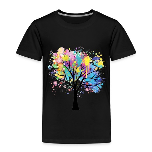 Splash Tree - T-shirt Premium Enfant