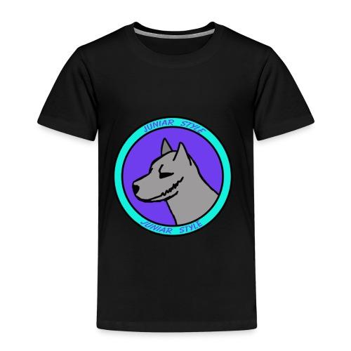 Wolf przerobka team Blues7 - Koszulka dziecięca Premium