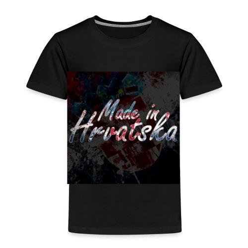 MadeInHrvatska - Kinder Premium T-Shirt
