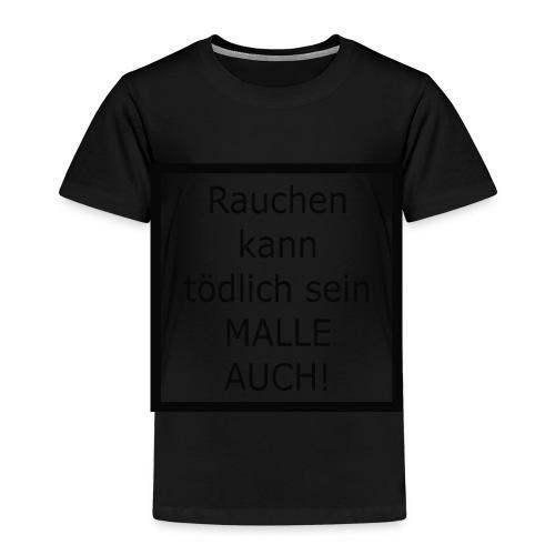 malle auch - Kinder Premium T-Shirt