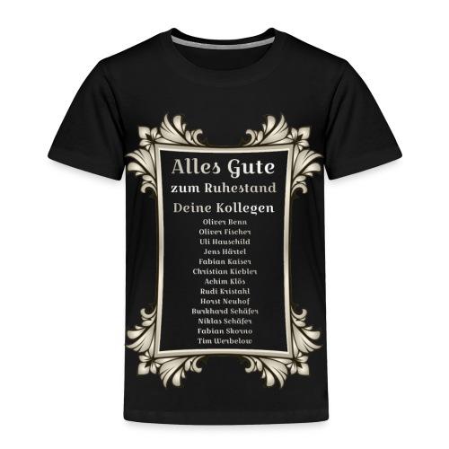 alles gute Titan - Kinder Premium T-Shirt