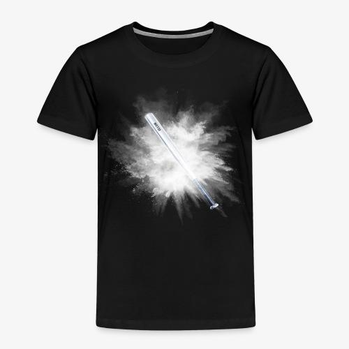 Kampfsport Baseballschläger Betzi - Kinder Premium T-Shirt