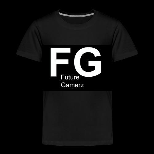 FG lofo boxed black boxed - Kids' Premium T-Shirt