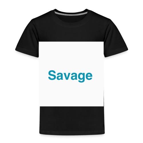 NEW EXLUSIVE SAVAGE MERCHANDICE - Kids' Premium T-Shirt
