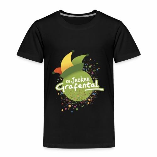 KG Jeckes Grafental - Kinder Premium T-Shirt