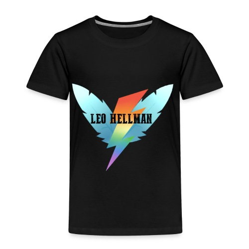 Leo Hellman merch - Premium-T-shirt barn