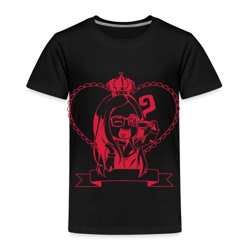 Kaja i tryk - Børne premium T-shirt