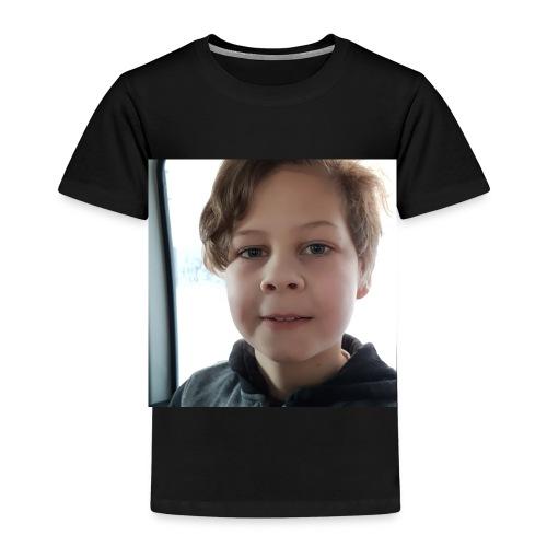 Mestarin vivahdus! - Lasten premium t-paita