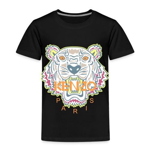 Hashtag fake Kenzo - Kinderen Premium T-shirt