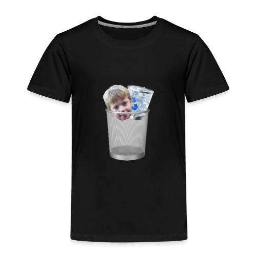 Verwijder je recycle bin met Sjoerd - Kinderen Premium T-shirt
