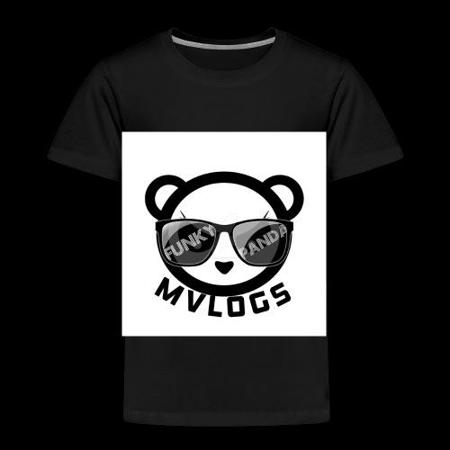 MVLOGS FUNKY PANDA - Kids' Premium T-Shirt