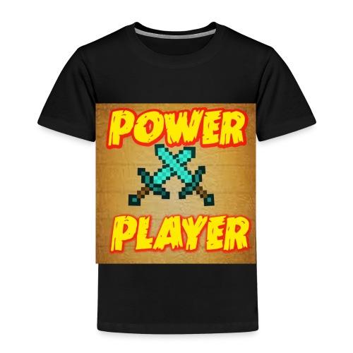 NUOVA LINEA POWER PLAYER - Maglietta Premium per bambini