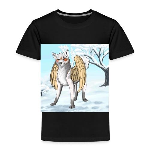 Macht der wölfe - Kinder Premium T-Shirt