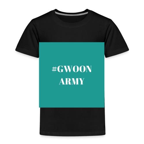 #GwoonArmy - Kinderen Premium T-shirt