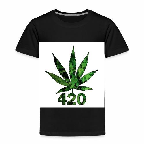 420 - Kinder Premium T-Shirt