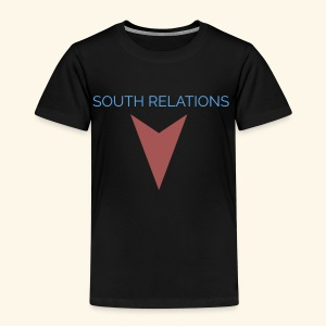South Relations logo - Børne premium T-shirt