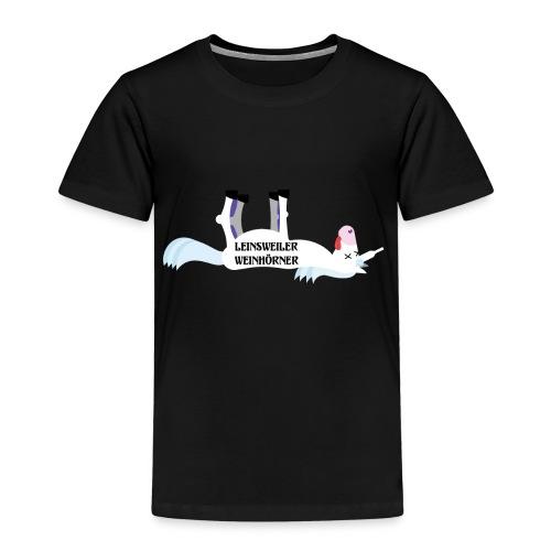 Leinsweiler Weinhoerner - Kinder Premium T-Shirt