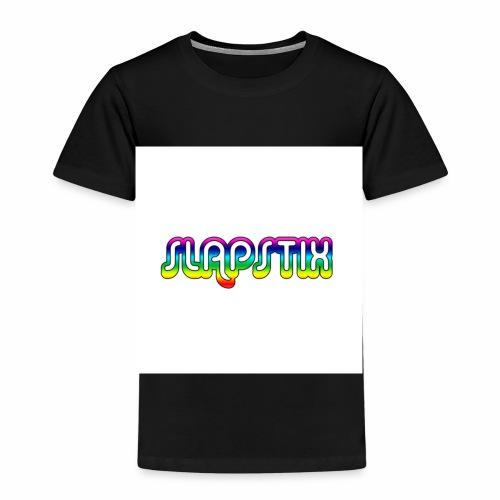 slapstix logo - Kids' Premium T-Shirt