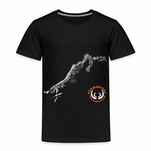 Jagdprinz - Wildschwein - Kinder Premium T-Shirt