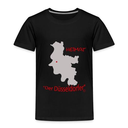 Duesseldorf meine Heimat - Kinder Premium T-Shirt