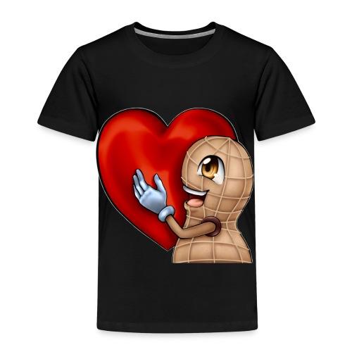 Love Nuss - Kinder Premium T-Shirt