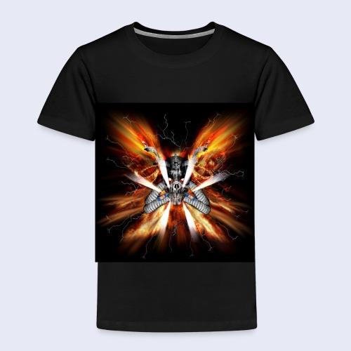 Skullhead Nitro - Kinder Premium T-Shirt