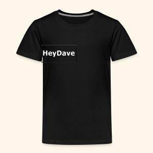 Die schwarze Kollektion - Kinder Premium T-Shirt