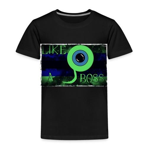 JSE LIKE A BOSS! - Kids' Premium T-Shirt